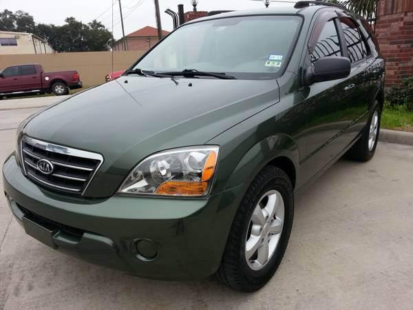 2007 Kia Sorento LX 4WD   Houston TX