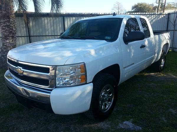 2008 chevrolet silverado 1500 lt1 ext cab long box 2wd in houston tx area 5 auto sales. Black Bedroom Furniture Sets. Home Design Ideas