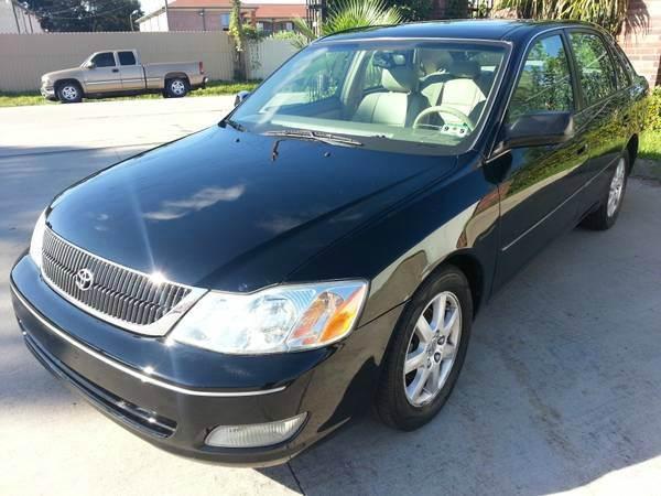 Carsforsale Com Houston >> 2002 Toyota Avalon XLS 4dr Sedan w/Bucket Seats In Houston ...