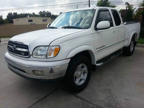 2001 toyota tundra 4dr access cab limited v8 2wd sb in houston tx area 5 auto sales. Black Bedroom Furniture Sets. Home Design Ideas
