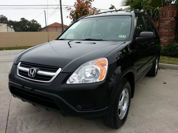 2003 honda cr v awd lx 4dr suv in houston tx area 5 auto sales. Black Bedroom Furniture Sets. Home Design Ideas