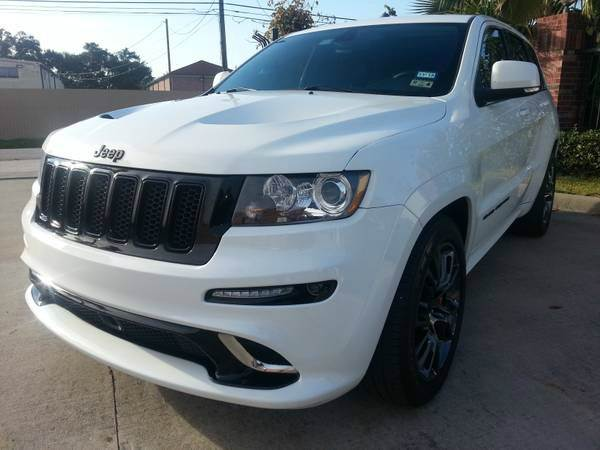 2013 jeep grand cherokee 4x4 srt8 4dr suv in houston tx area 5 auto sales. Black Bedroom Furniture Sets. Home Design Ideas