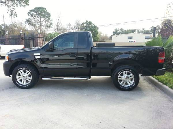 2007 ford f 150 xl 2dr regular cab styleside 6 5 ft sb in houston tx area 5 auto sales. Black Bedroom Furniture Sets. Home Design Ideas