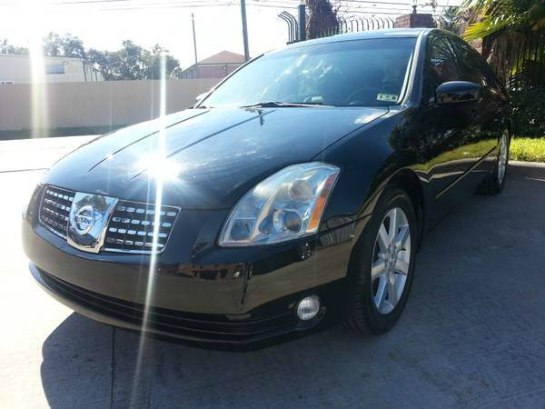 2005 Nissan Maxima 3.5 SL 4dr Sedan   Houston TX
