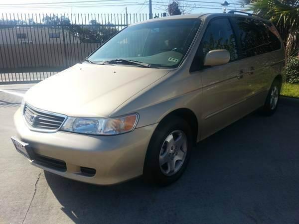 2001 Honda Odyssey EX 4dr Minivan   Houston TX