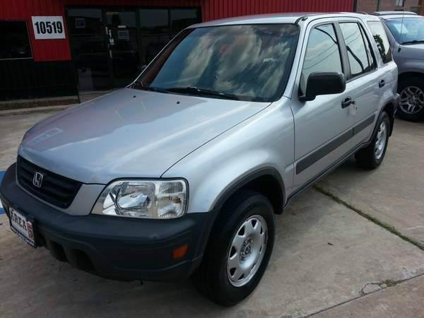 Suv Auto Sales Houston Tx: 2001 Honda Cr-V LX 2WD 4dr SUV In Houston TX