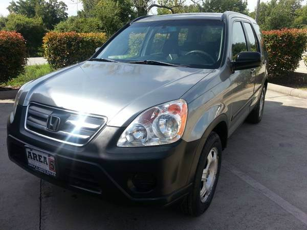 Suv Auto Sales Houston Tx: 2005 Honda Cr-V AWD LX 4dr SUV In Houston TX