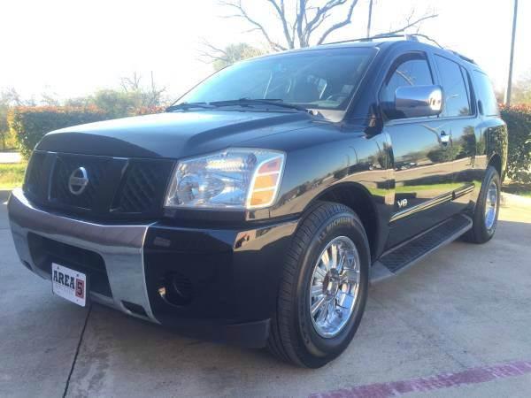 Suv Auto Sales Houston Tx: 2006 Nissan Armada SE 4dr SUV In Houston TX