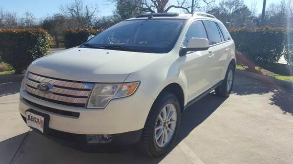 Suv Auto Sales Houston Tx: 2007 Ford Edge SEL 4dr SUV In Houston TX