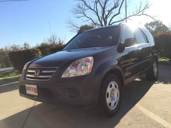 Suv Auto Sales Houston Tx: 2005 Honda Cr-V LX 4dr SUV In Houston TX