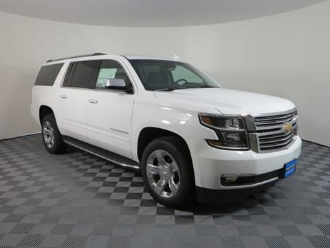 2017 Chevrolet Suburban for sale in Baxter, MN