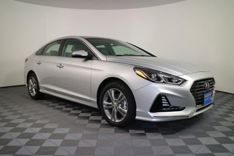2018 Hyundai Sonata for sale in Baxter, MN