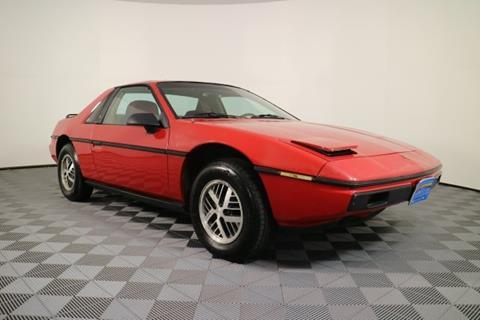 1984 Pontiac Fiero for sale in Baxter, MN