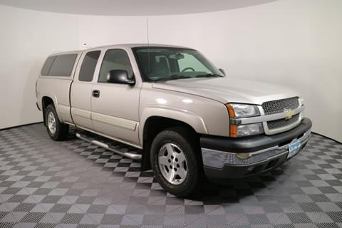 2005 Chevrolet Silverado 1500 for sale in Baxter, MN