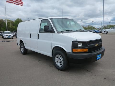 2017 Chevrolet Express Cargo for sale in Baxter, MN