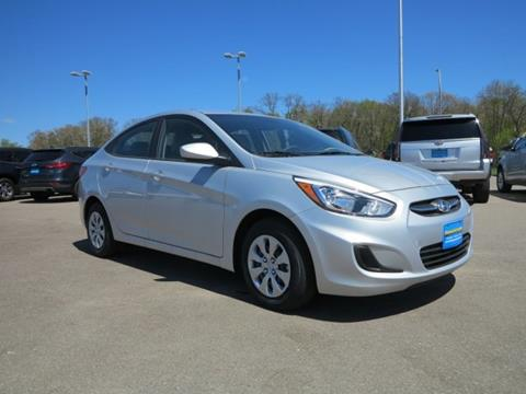 2017 Hyundai Accent for sale in Baxter, MN