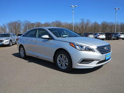 2017 Hyundai Sonata for sale in Baxter, MN