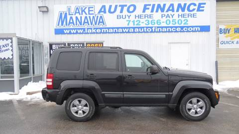 2010 Jeep Liberty for sale in Council Bluffs, IA