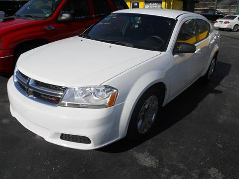 2014 Dodge Avenger for sale in Chaffee, MO