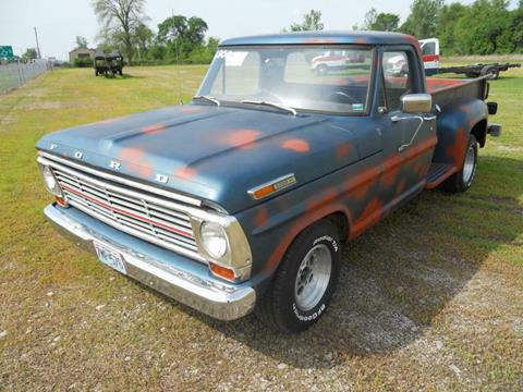 1968 Ford F-100 for sale in Chaffee, MO