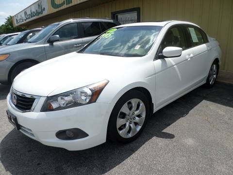 2008 Honda Accord for sale at Credit Cars of NWA in Bentonville AR