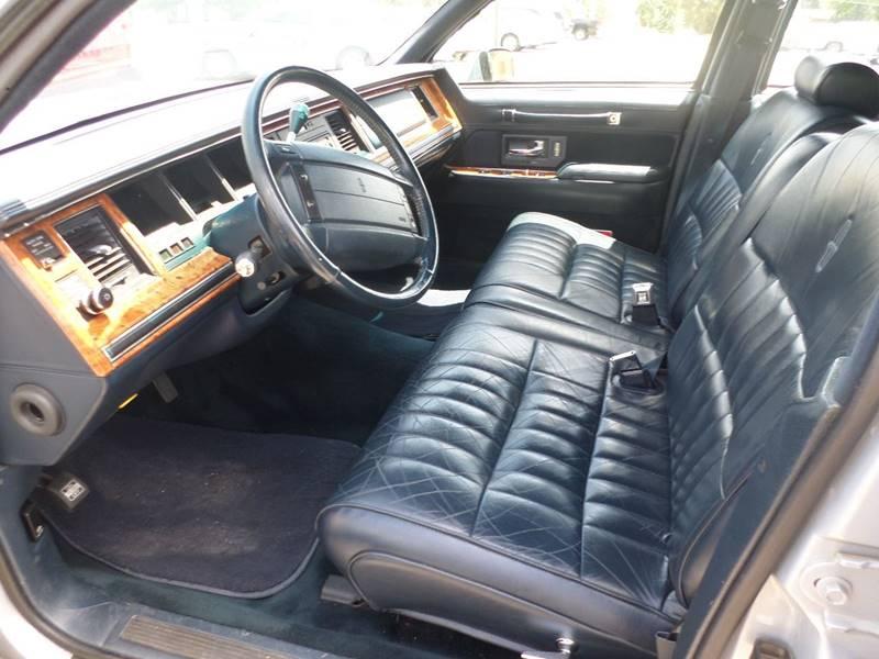 Used Cars Nwa >> 1993 Lincoln Town Car Executive 4dr Sedan In Bentonville ...