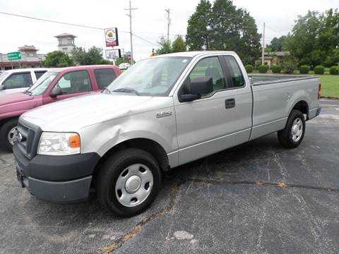 2005 Ford F-150 for sale at Credit Cars of NWA in Bentonville AR