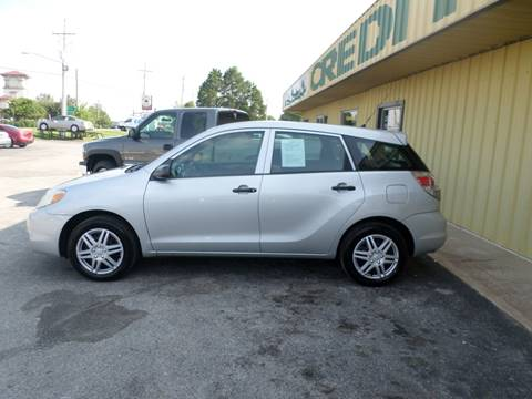 2005 Toyota Matrix for sale at Credit Cars of NWA in Bentonville AR