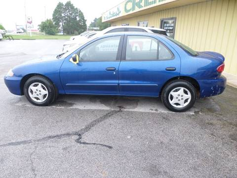2005 Chevrolet Cavalier for sale at Credit Cars of NWA in Bentonville AR