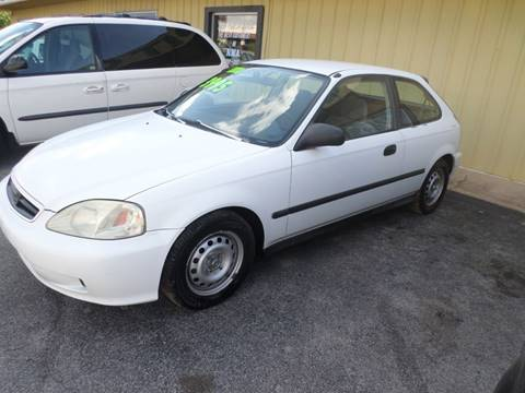 2000 Honda Civic for sale at Credit Cars of NWA in Bentonville AR