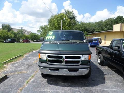 1999 Dodge Ram Van for sale at Credit Cars of NWA in Bentonville AR