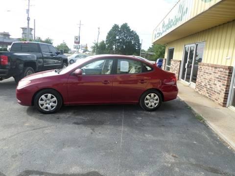 2007 Hyundai Elantra for sale at Credit Cars of NWA in Bentonville AR