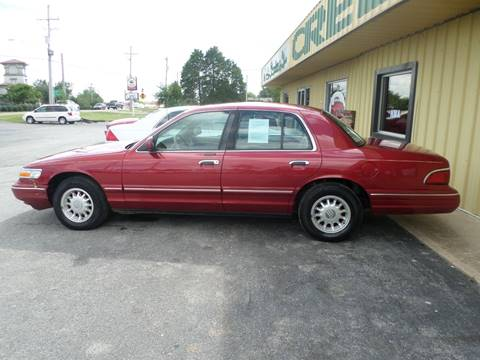 1997 Mercury Grand Marquis