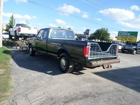 1995 Ford F-250 for sale at Credit Cars of NWA in Bentonville AR