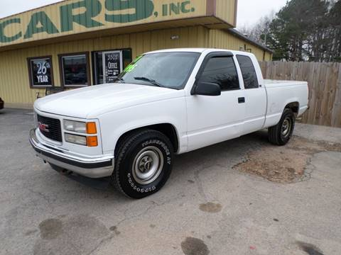 1997 GMC Sierra 2500 for sale in Bentonville, AR