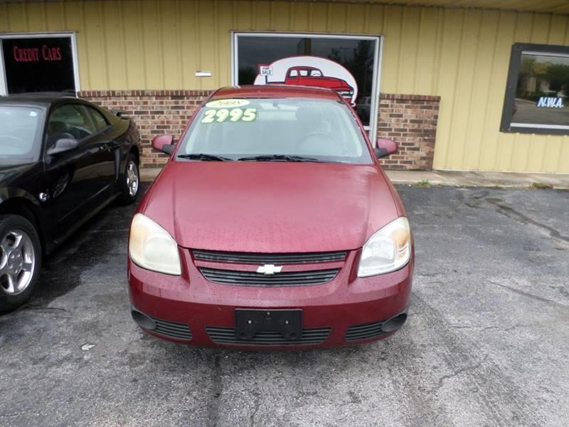 2008 Chevrolet Cobalt LT 4dr Sedan In Bentonville AR