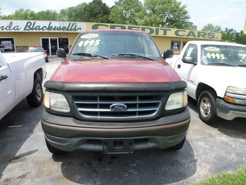 2002 Ford F-150 for sale in Bentonville, AR
