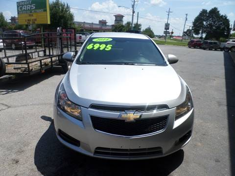 2014 Chevrolet Cruze for sale in Bentonville, AR