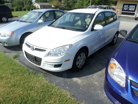 2011 Hyundai Elantra Touring for sale in Bentonville, AR