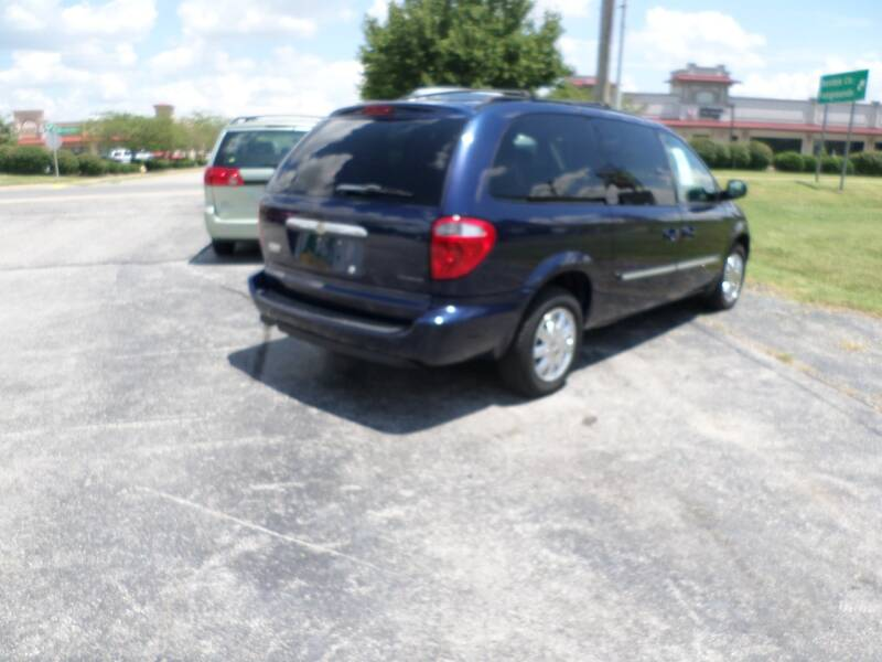 2006 Chrysler Town and Country Touring 4dr Extended Mini-Van - Bentonville AR