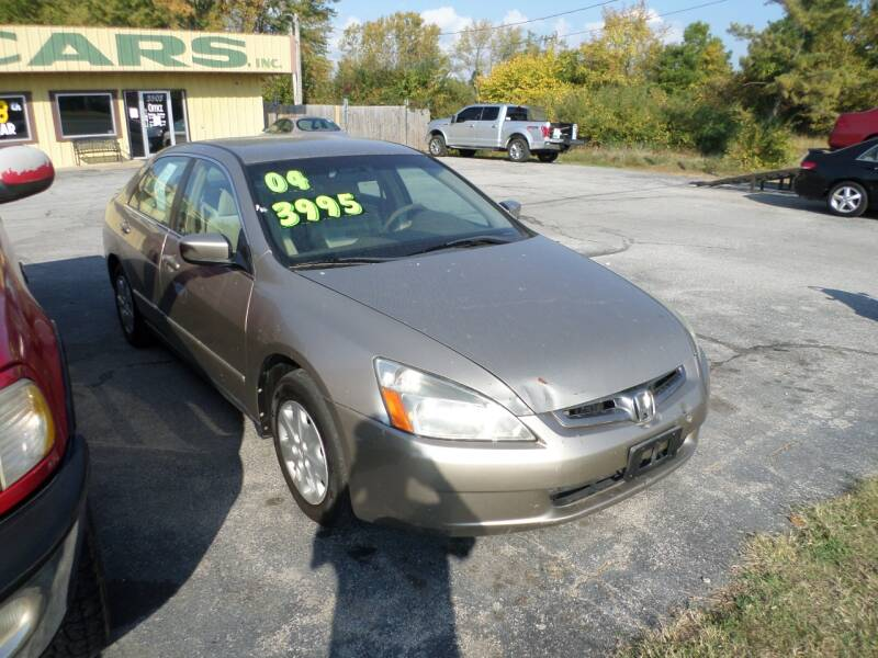 2004 Honda Accord LX 4dr Sedan - Bentonville AR