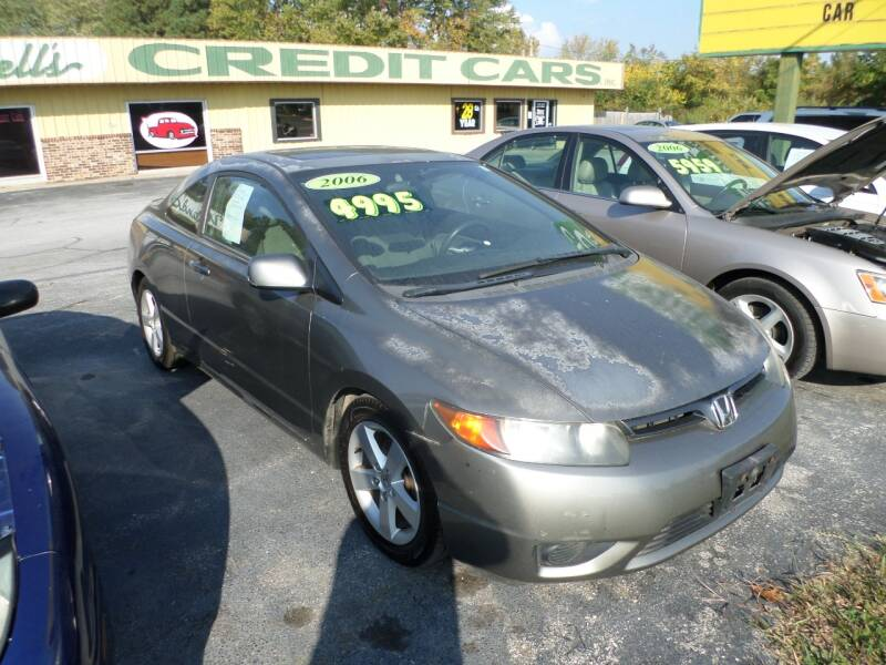2006 Honda Civic EX 2dr Coupe w/Automatic - Bentonville AR