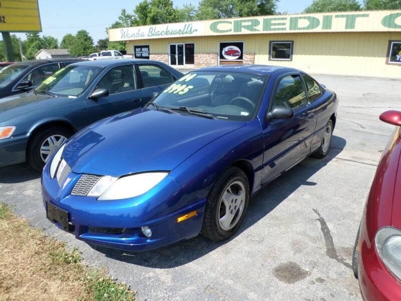 2004 Pontiac Sunfire 2dr Coupe - Bentonville AR