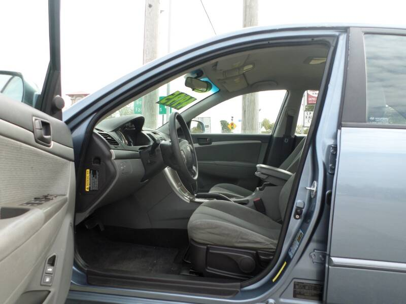 2009 Hyundai Sonata GLS 4dr Sedan 5A - Bentonville AR