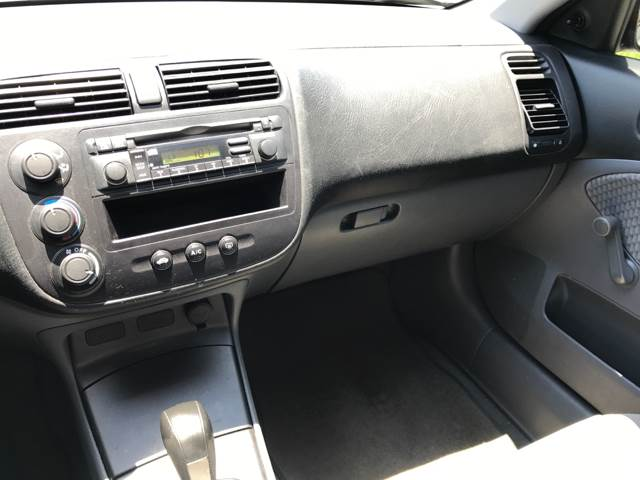 2005 Honda Civic for sale at South Florida Luxury Auto in Pompano Beach FL