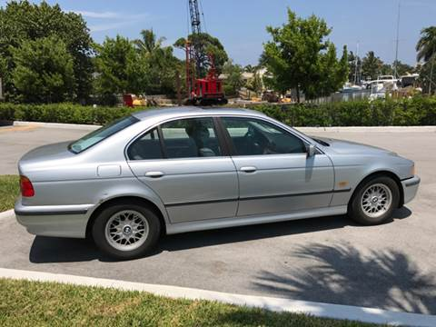 1998 BMW 5 Series for sale at South Florida Luxury Auto in Pompano Beach FL