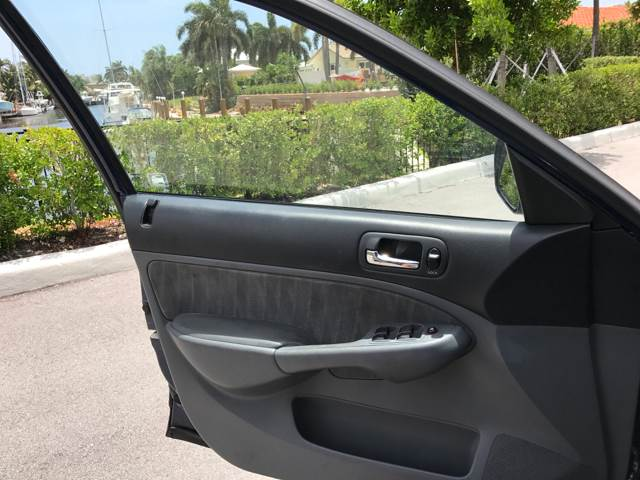 2004 Honda Civic for sale at South Florida Luxury Auto in Pompano Beach FL