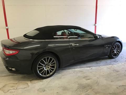 2010 Maserati GranTurismo for sale at South Florida Luxury Auto in Pompano Beach FL