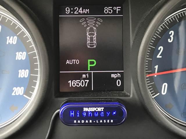 2009 Maserati Quattroporte for sale at South Florida Luxury Auto in Pompano Beach FL