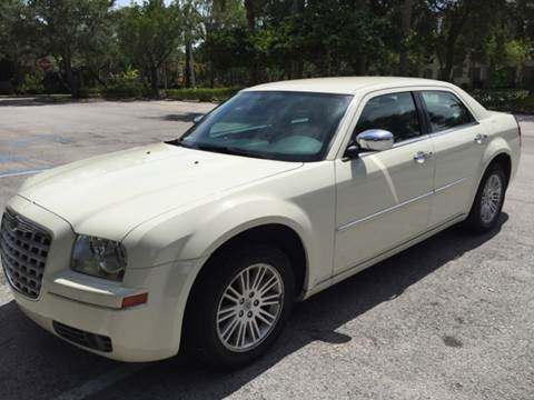 2010 Chrysler 300 for sale at South Florida Luxury Auto in Pompano Beach FL